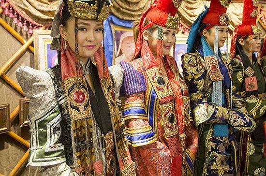 Experiencia gastronómica yurta mongol...