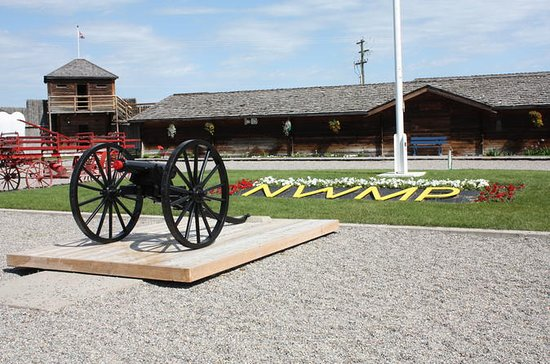 Fort Museum della North West Mounted
