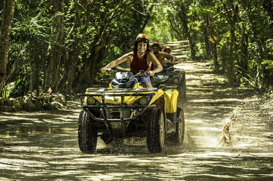 Emotions Native Park Adventure- ATVs...