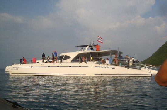 Full-Day Pattaya Island and Snorkeling Cruise with Lunch