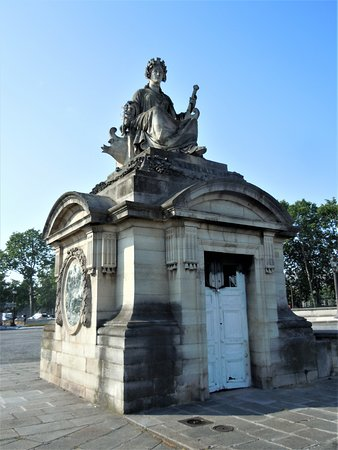 Statue de Marseille