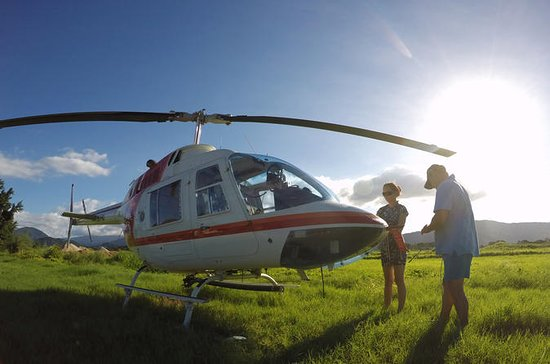 Cairns Helicopter Tour: The Outback...