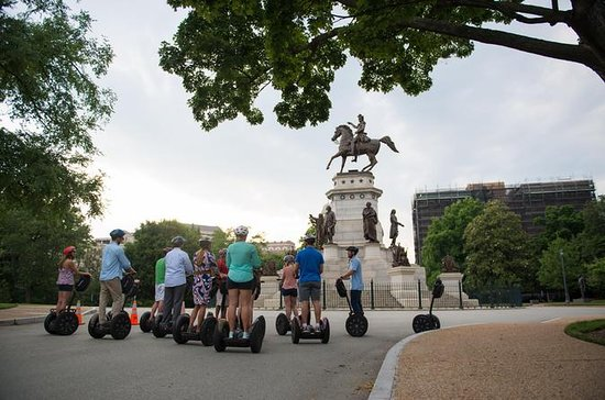 Richmond Landmark Segway Tour