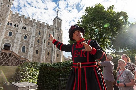 Best of Royal London Tour Including