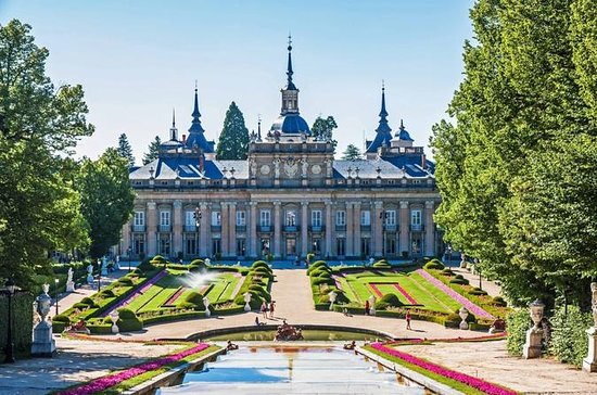 Segovia and La Granja Royal Residence...