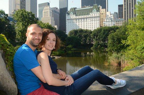 Private Central Park Walking Tour...