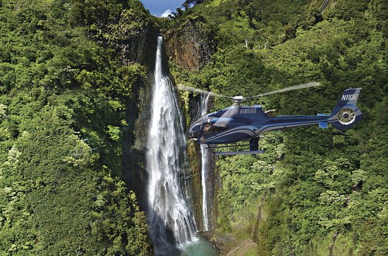 Best of Kauai Land & Helicopter Combo...
