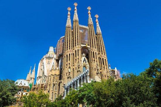 Montserrat kloster og Sagrada Familia...