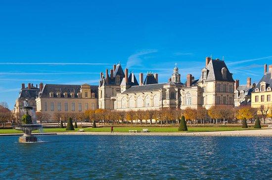 Chateau de Fontainebleau...