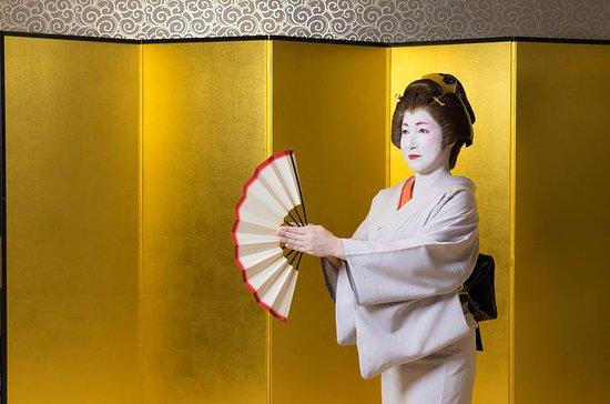 Esperienza con la Geisha a Chaya a