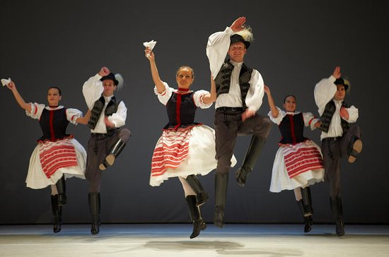 Folklore Show mit exklusiver Guided ...
