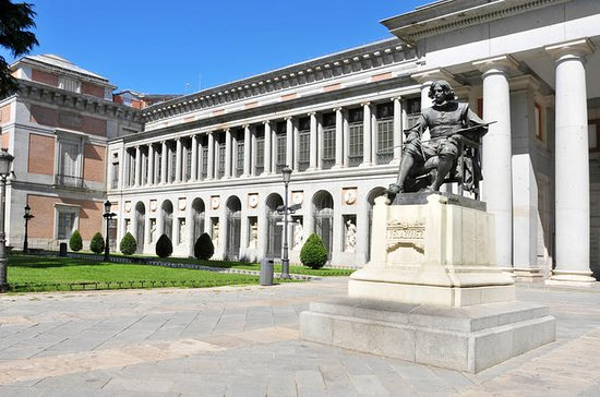 Prado Museum Afternoon Guided Tour