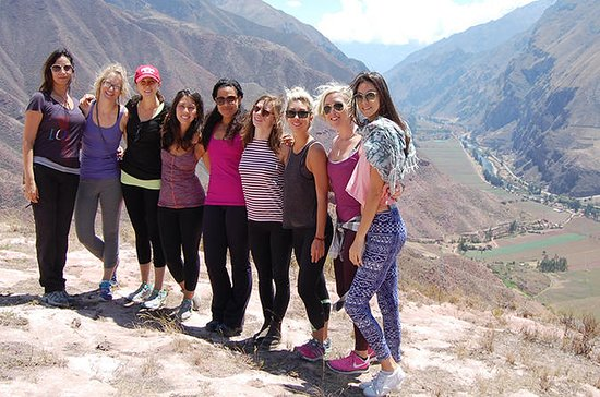 Visit to the Sacred Valley with a Guide...