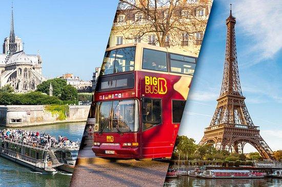Skip the Line Eiffel Tower Summit...