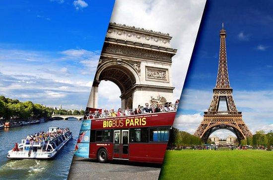 Skip the Line Eiffel Tower Hop-On...