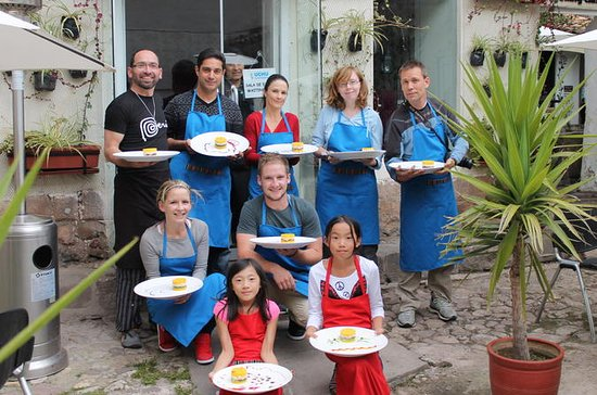 Private Cooking Class for all Levels...