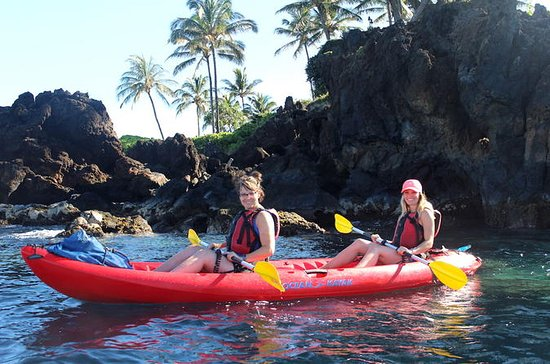 Makena Bay Kayak och Turtle Town ...