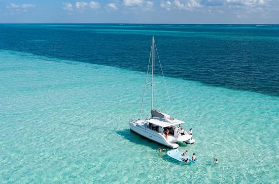 Puerto Morelos Catamaran Secret...