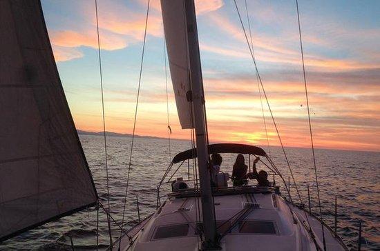 San Sebastian 2,5 timmars segling ...