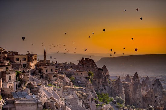 Private 5 Days Turkey Tour by Plane