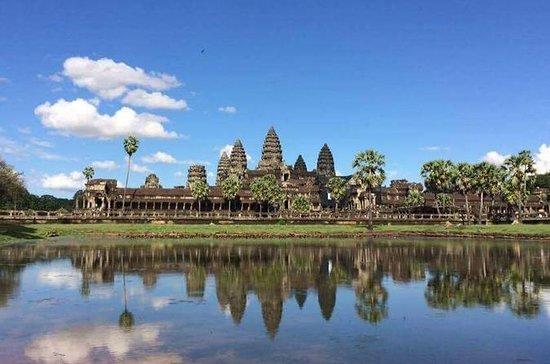 Angkor Heritage Tour
