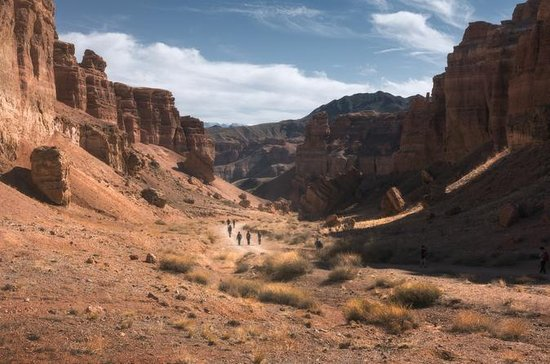 Charyn Canyon Scheduled Group Day Tour