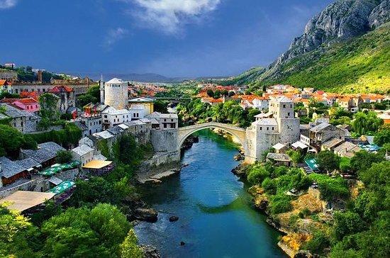 Tour de Mostar et d'Herzégovine
