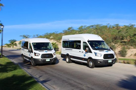 Los Cabos Private Mini Bus Airport One-way Transportation