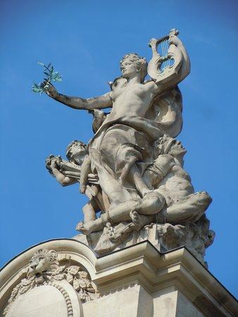 Statue La Paix
