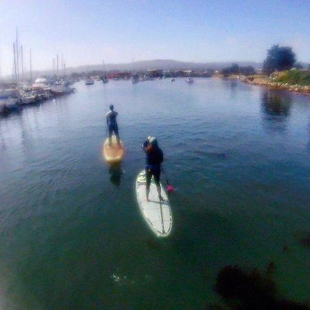 Brent Allen Outside: Breakwater Cove Monterey , CA May 2018