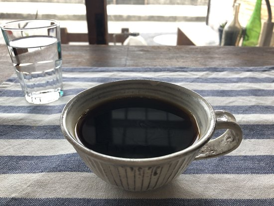 Ronomae Cafe Kitokito: 香豊な珈琲