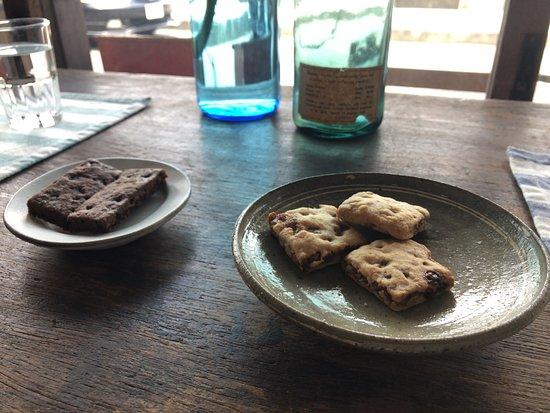 Ronomae Cafe Kitokito: クッキー