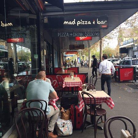 Mad Pizza E Bar Φωτογραφία