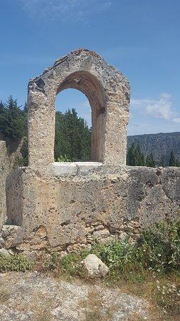 Assos, Greece: Ruine