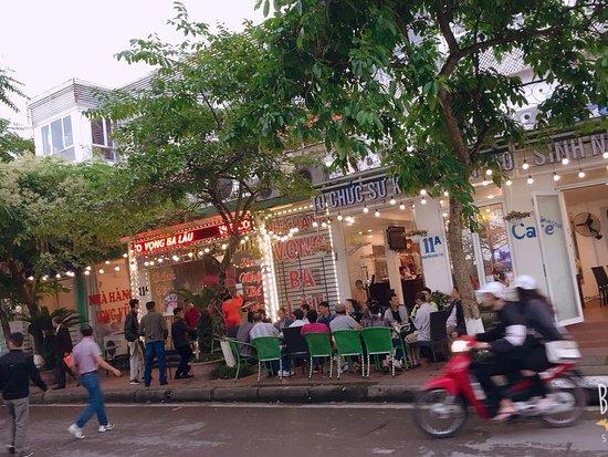Potomac Cruise Vietnam: Potomac Vietnam Restaurant - 9B Nguyen Dinh Thi Street (11A old address), Tay Ho District, Hanoi