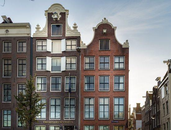 The hendrick 39 s hotel amsterdam paesi bassi prezzi 2018 for Hotel amsterdam economici
