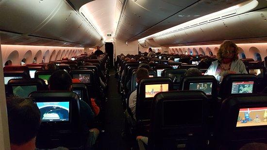 Qantas: vol de retour Perth - Londres