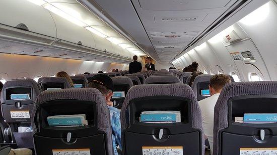 Qantas: vol Cairn- Darwin