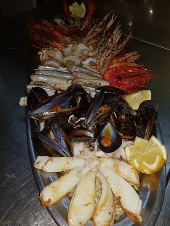 Restaurante Arroceria Zafiro: Restaurante Zafiro