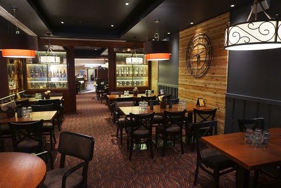Scandic Atlas: The restaurant of the hotel