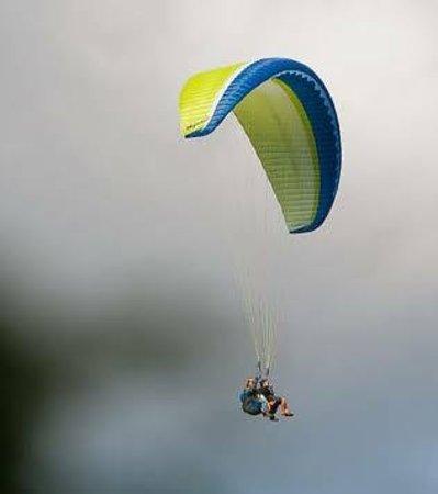 Nainital Paragliding