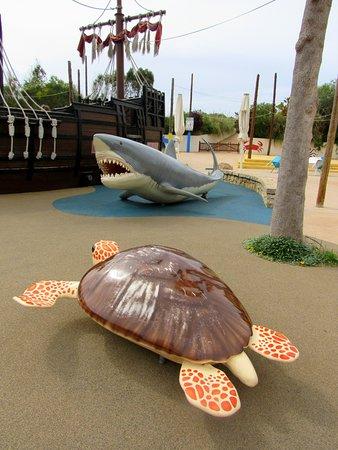 Palma Aquarium: zone de jeux enfants