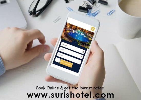 Suris Boutique Hotel: get the promo STAY4 PAY3