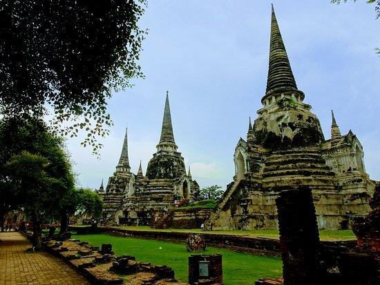 Ιστορικό Πάρκο Ayutthaya: アユタヤ王朝の遺跡