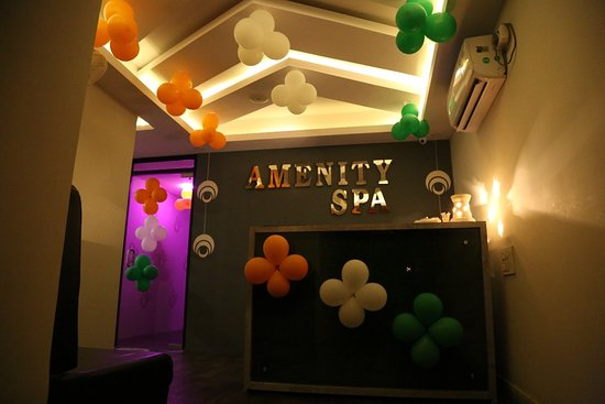 Amenity Spa and Saloon