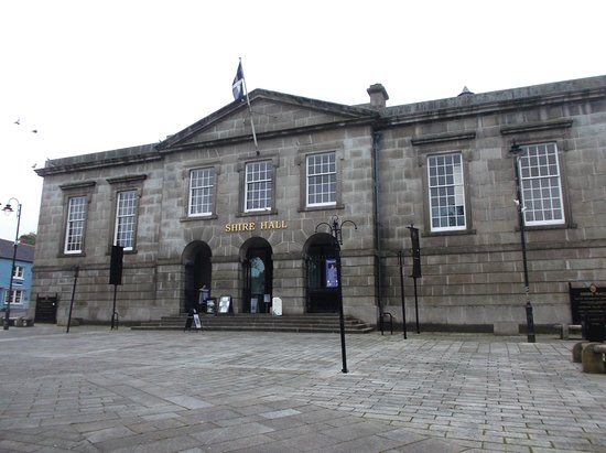 Bodmin, UK: Shire Hall
