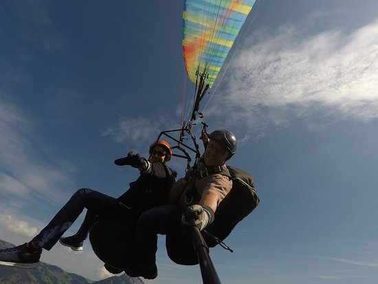 Breiten (Aeugstertal), Szwajcaria: Fly with us!