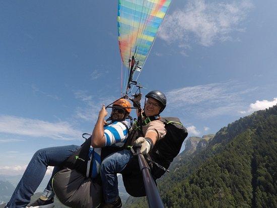 Breiten (Aeugstertal), Szwajcaria: Fly with us in Luzern!