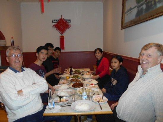 Restaurang Amitai: Födelsedagsfest på Amitai.