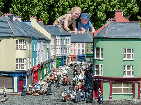 ‪West Cork Model Railway Village‬